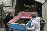 Вывоз мусора!