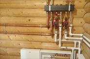Отопление, водоснабжение