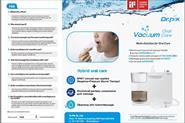 Перевод буклета стоматологического устройства