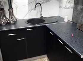 Установка раковины в кухонный гарнитур