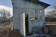 Капитальный демонтаж здания 7×3 с фундаментом.