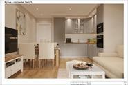Полный дизайн-проект квартиры.