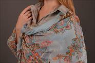 Способы ношения платков, шарфов и палантинов