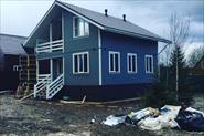 Покраска дома, Шишкин Лес