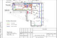 Проект вентиляции и кондиционирования квартиры 90 кв.м.