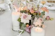 Свадьба в розовых и пудровых тонах