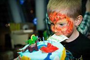 Детские Дни Рождения и семейные портреты
