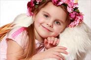 детская студийная и выездная фотосессия