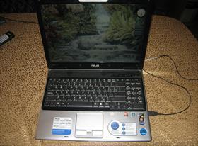 Чистка и замена термопасты ноутбука Аsus m51t