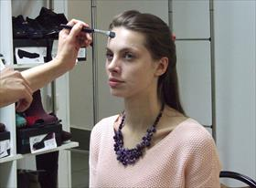 мастер-класс по макияжу и прическам для разных форм лиц