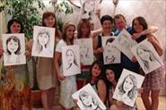 Блиц-портреты, фешн-портреты, скетчи