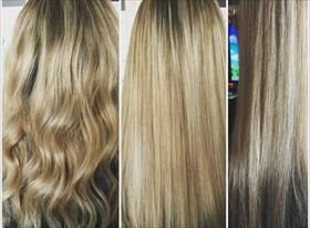 Наращивание волос