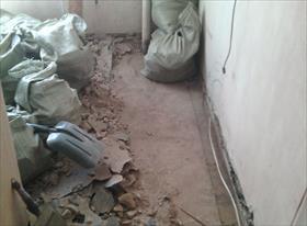 Демонтаж стяжки 56 м.кв. Задание № 2047911