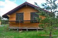 3 домика в деревне Федорцово
