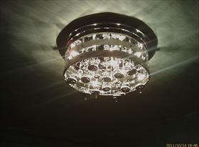 мои работы по монтажу светильников