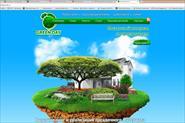 Сайт компании посадочных матералов.