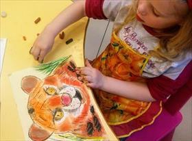 Занятия по рисованию и творчеству с детьми.