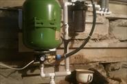 Водоснабжение, отделка санузла в деревне Неботово