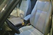 Перешив сидений SAAB