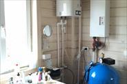 Ввод воды в дом, монтаж отопления и канализации