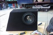 Шумоизоляция и установка аудио на Audi А4