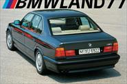 Логотип(Обои) для BMWLAND77