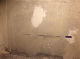 Штраблениее стен,установка подразетники