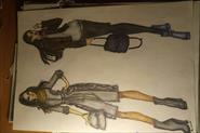 Примеры рисунков от руки