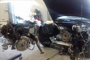 Ремонт ДВС Audi A4 b8 1.8 tfs