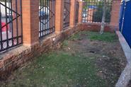 Балашиха (Водоканал). Забор.