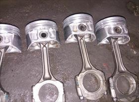Ремонт двигатель и ходовые части