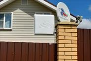 Установка комплекса видеоохраны, подключение и настройка сети Интернет 4G на загородном участке.