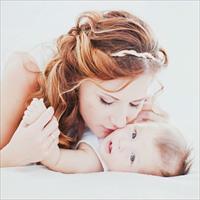 Фотосессия мамы и малыша