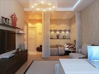 Выбор дизайна однокомнатной квартиры с нишей