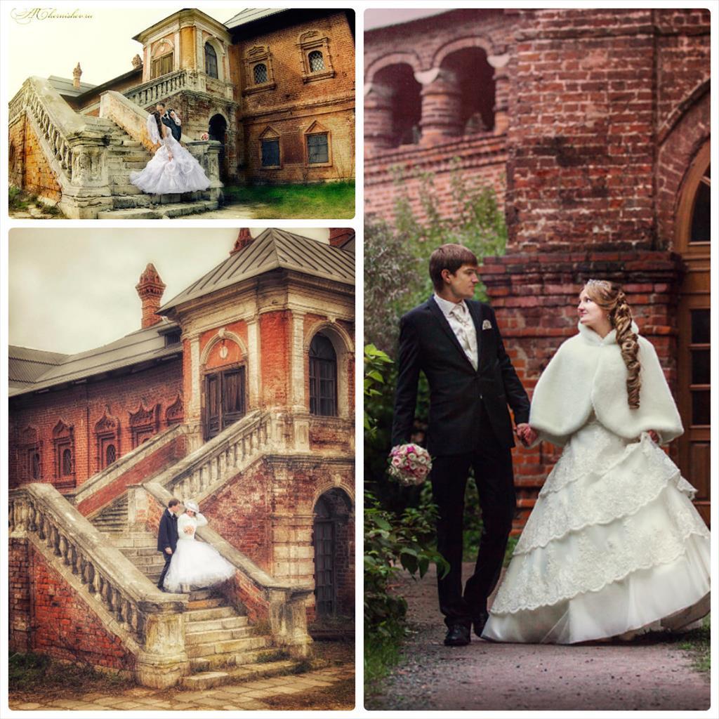 интересные места для свадебной фотосессии в москве