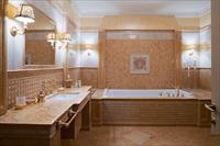 Варианты дизайна ванной в итальянском стиле