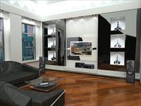 Варианты дизайна квартиры в стиле модерн
